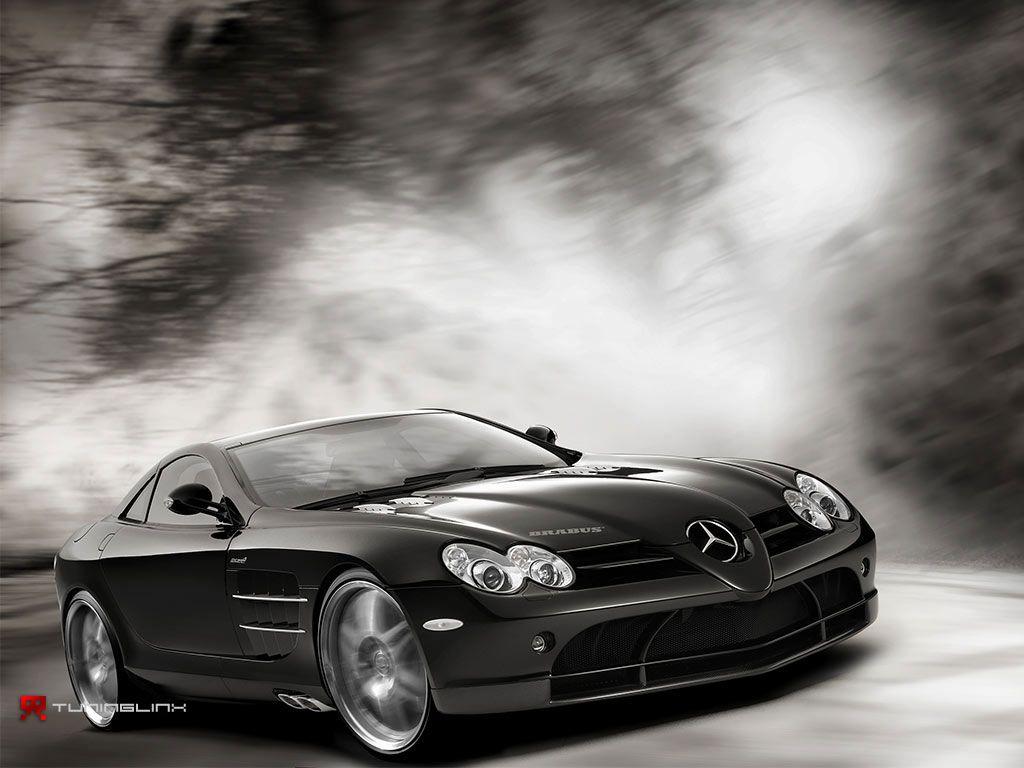 pictures of beautiful black mercedes benz car wallpaper - car