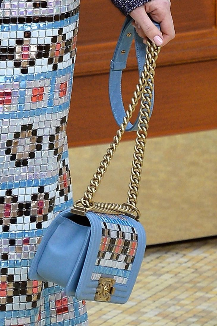 Heartbreakingly Beautiful Chanel Accessories Fall Bag and
