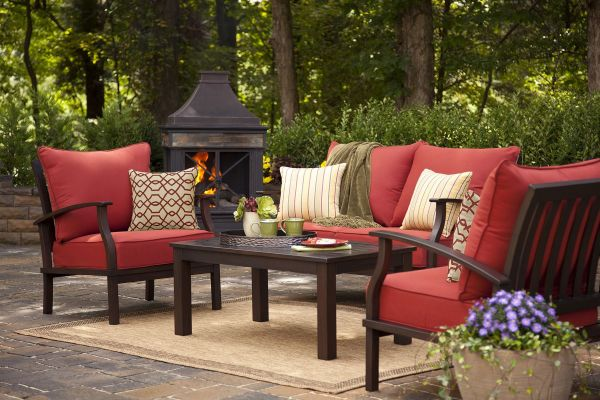 outdoor patio furniture Best 25+ Lowes patio furniture ideas on Pinterest | Deck