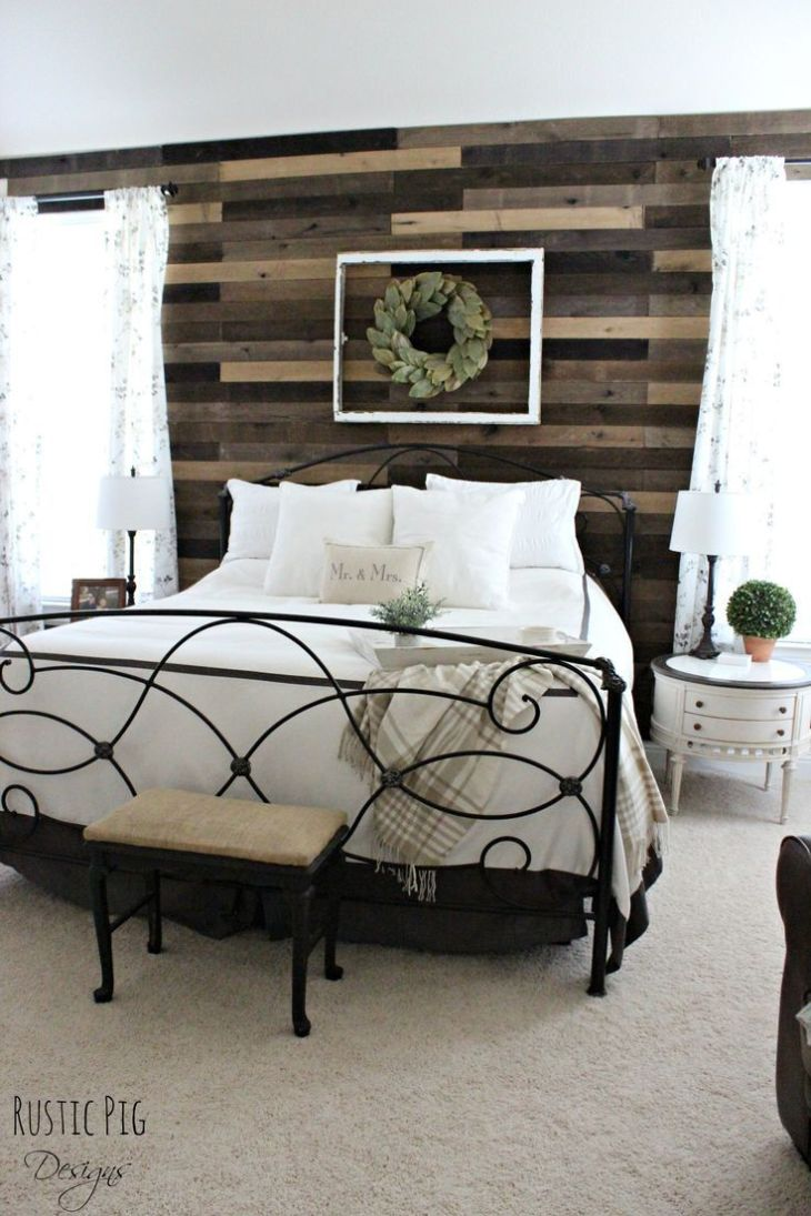 Image result for pallet wall bedroom Ideal Home Decor Ideas