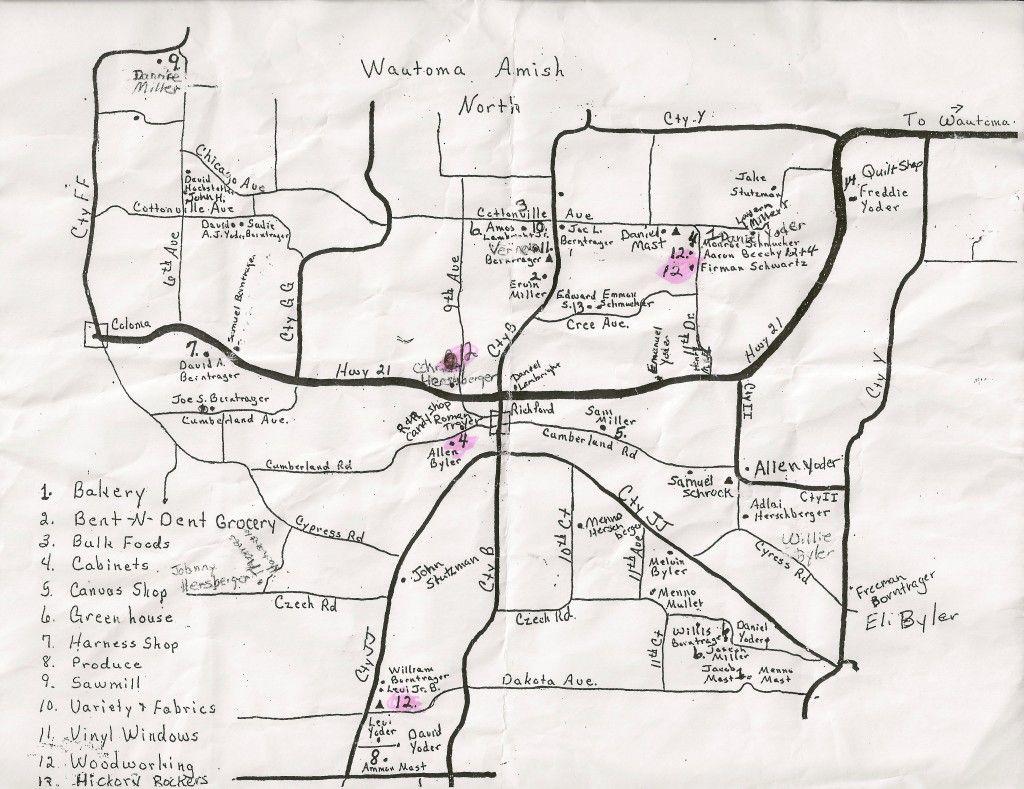 Jennifer Beckstrand S Tour Through Wisconsin Amish Country