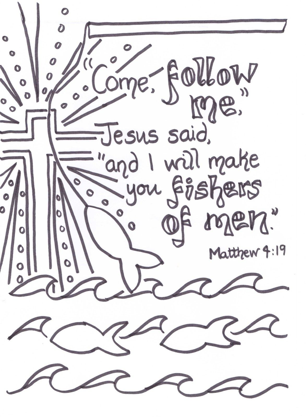 Twelve Disciples Coloring Page Coloring Coloring Pages
