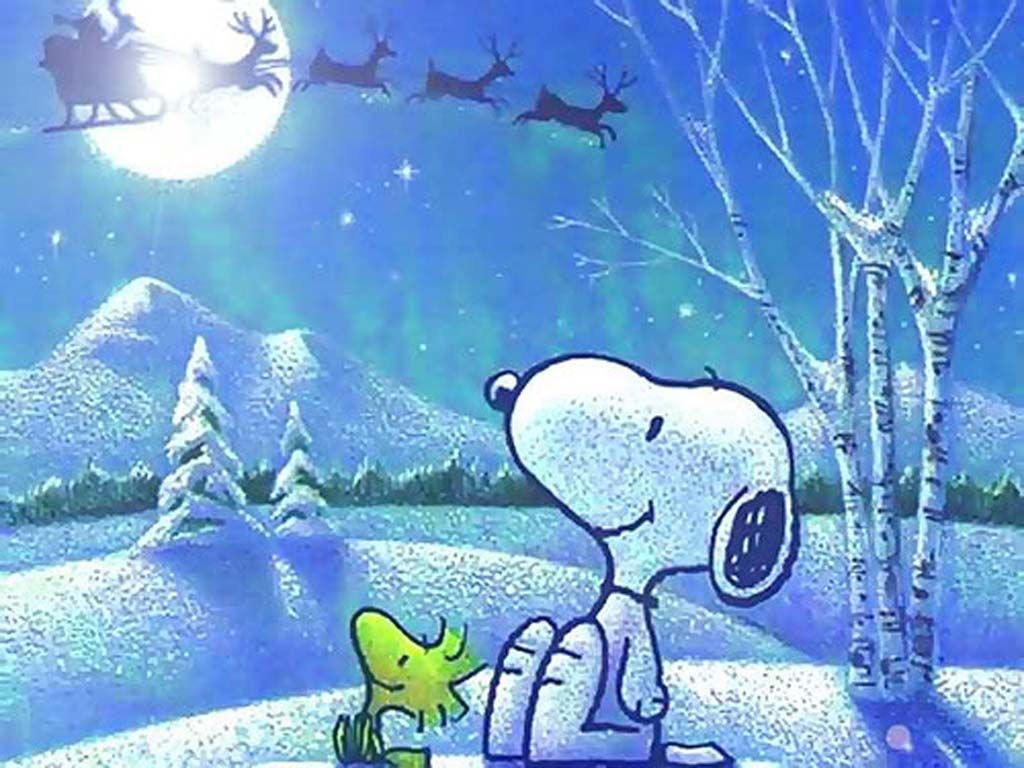 snoopy new year screensavers