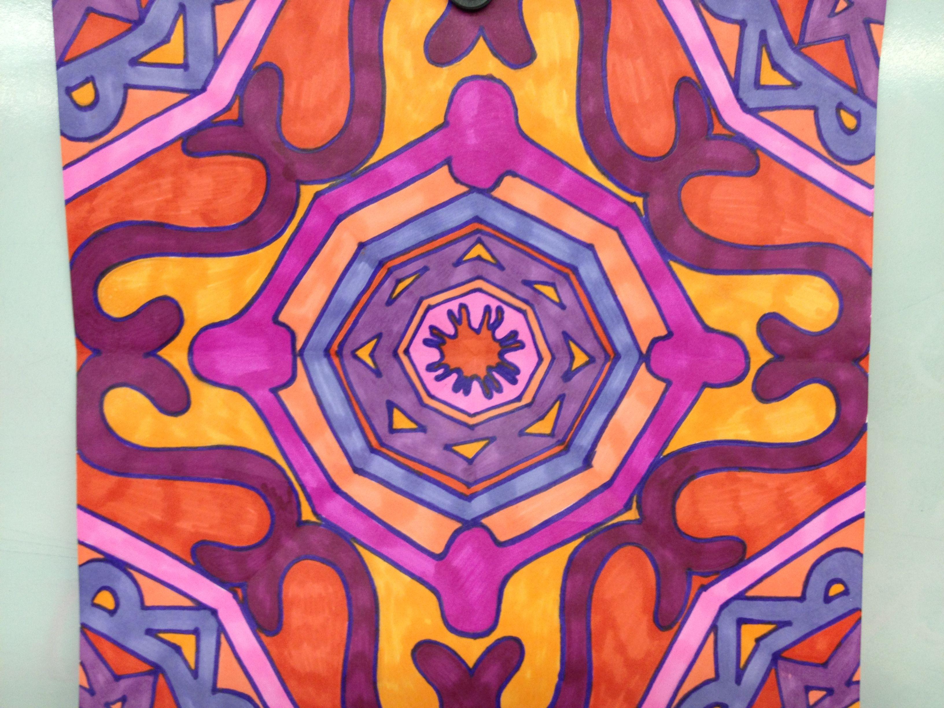 Radial Symmetry Using Name