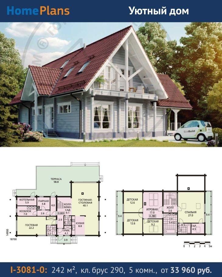 Проект I Уютный дом на все времена Если у вас большая семья