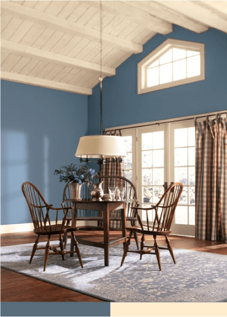 sherwin williams lakeshore sw 6494 paint colors for on good wall colors for office id=50677