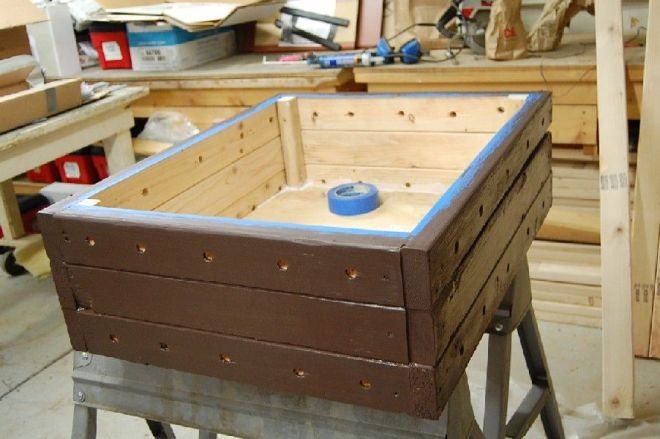 Diy learn how to build an insulated worm bin for