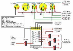 Typical wiring schematicdiagraminstrumentpanelwiringjpg