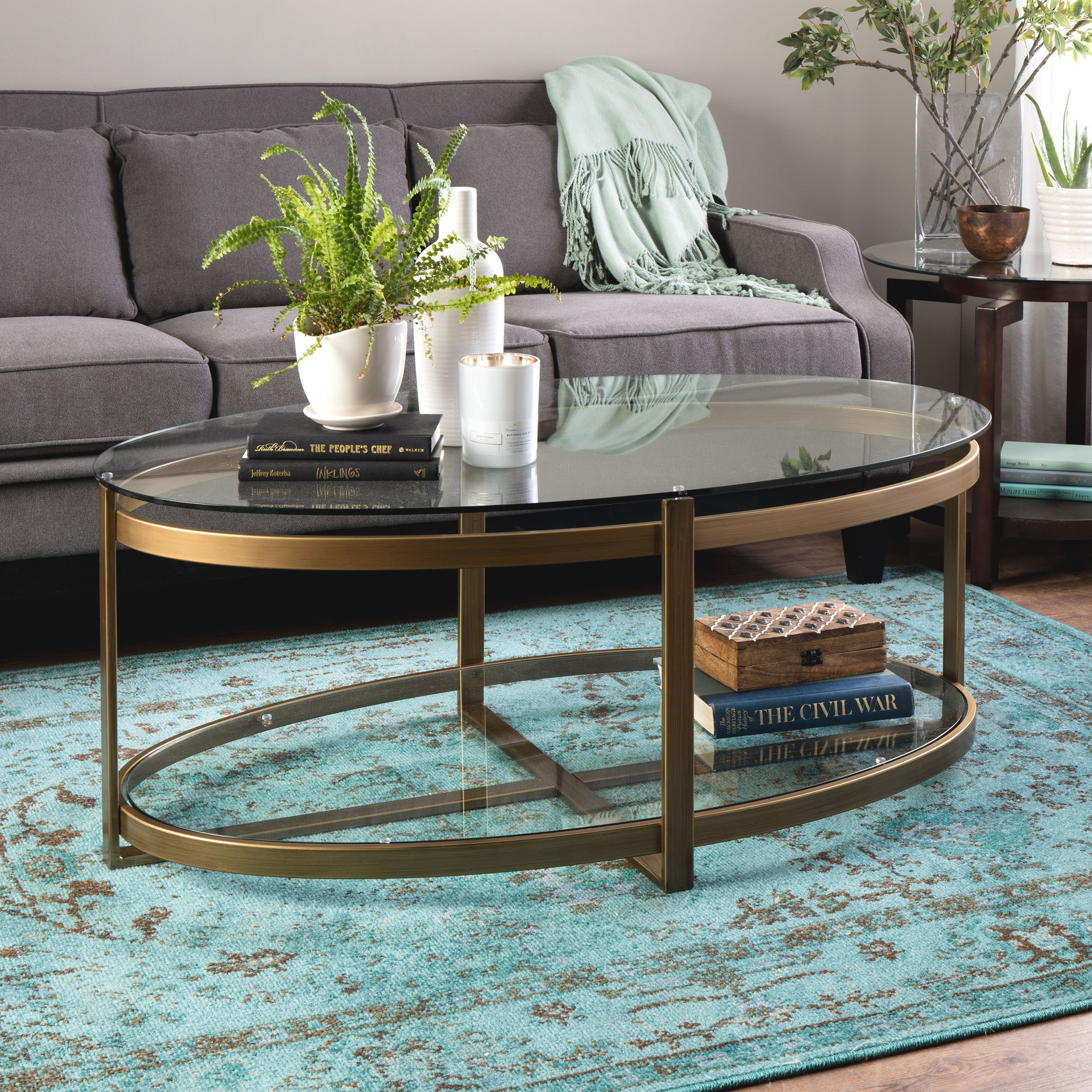 retro glitz glass metal coffee table by i love living on stunning wooden metal coffee table id=13967