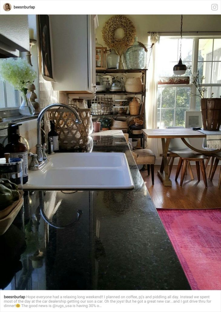 Pin by Yonnie Smith on Stylish Kitchens The VintageEclectic Look