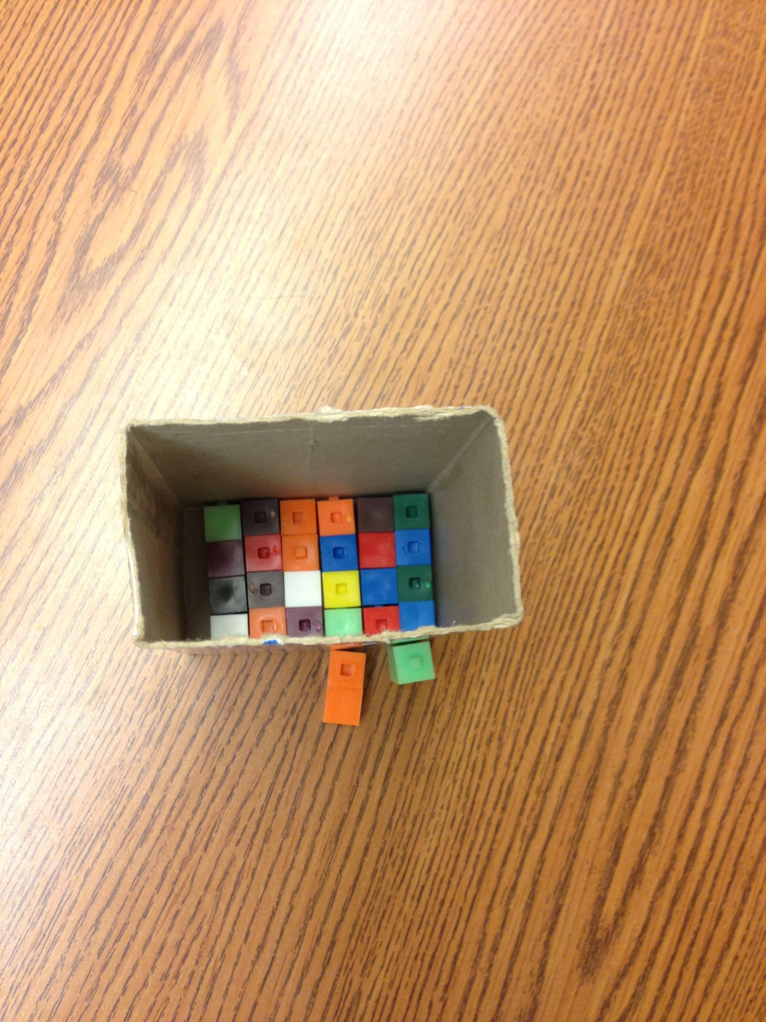 Nys Common Core Standard 6 G 2 Find The Volume Of A Right Rectangular Prism With Fractional Edge
