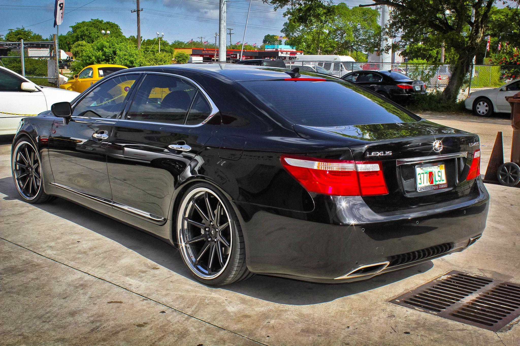 VIP Lexus LS460 ForTheDriven Scion Rvinyl