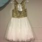 Gold and white semiformal dress semi formal dresses formal and