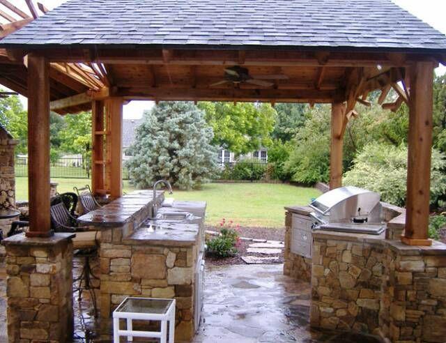 kitchen outdoor kitchens laurieflower 010 choosing outdoor kitchen cabinets outdoor kitchen on outdoor kitchen yard id=28717