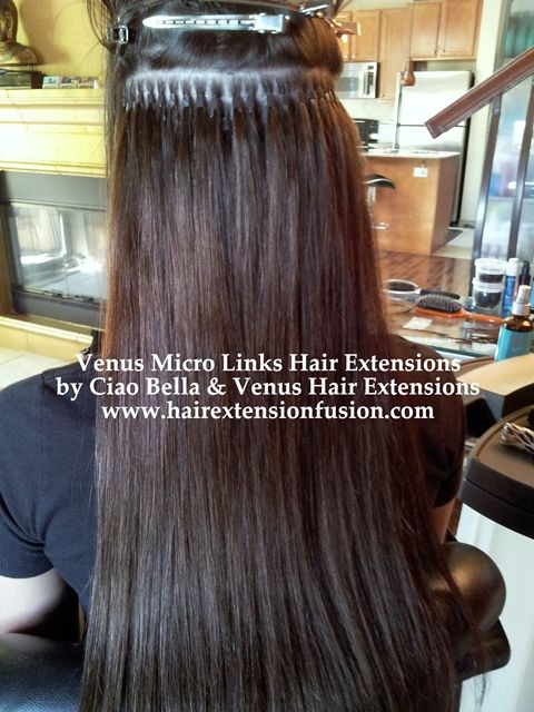 Best hair extension method for thin the best hair 2017 the safest and est hair extension method for short thin pmusecretfo Choice Image