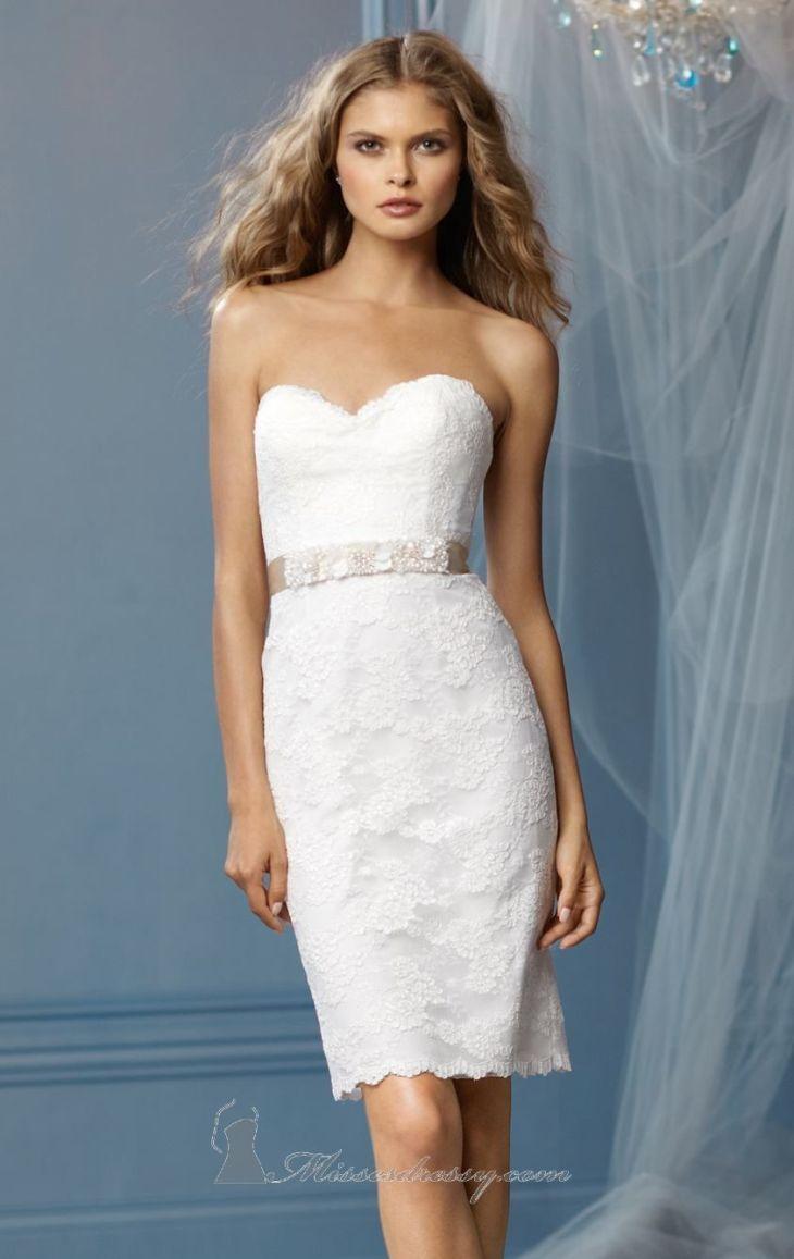 Watters  by WTOO Brides  Miss Dressy Wedding Dresses