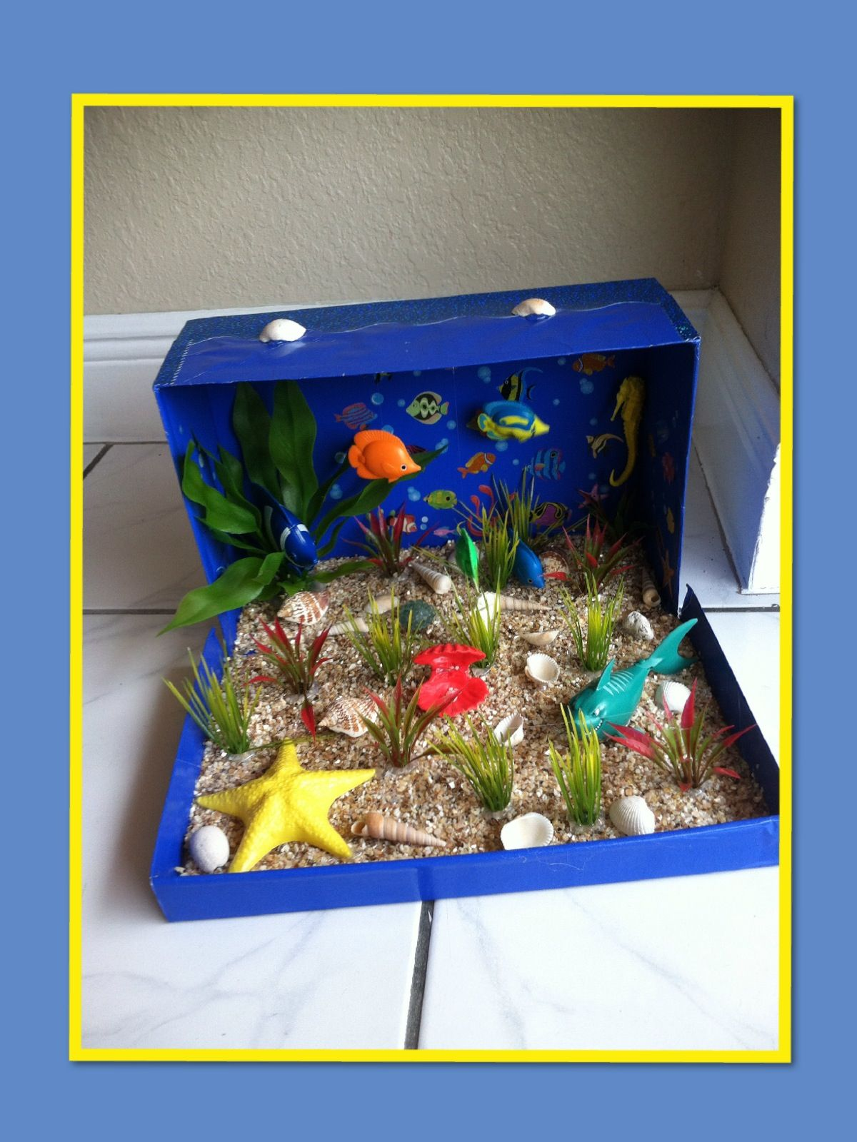 Get Some Ideas How To Make A Project For School 3rd Grade Ecosystem
