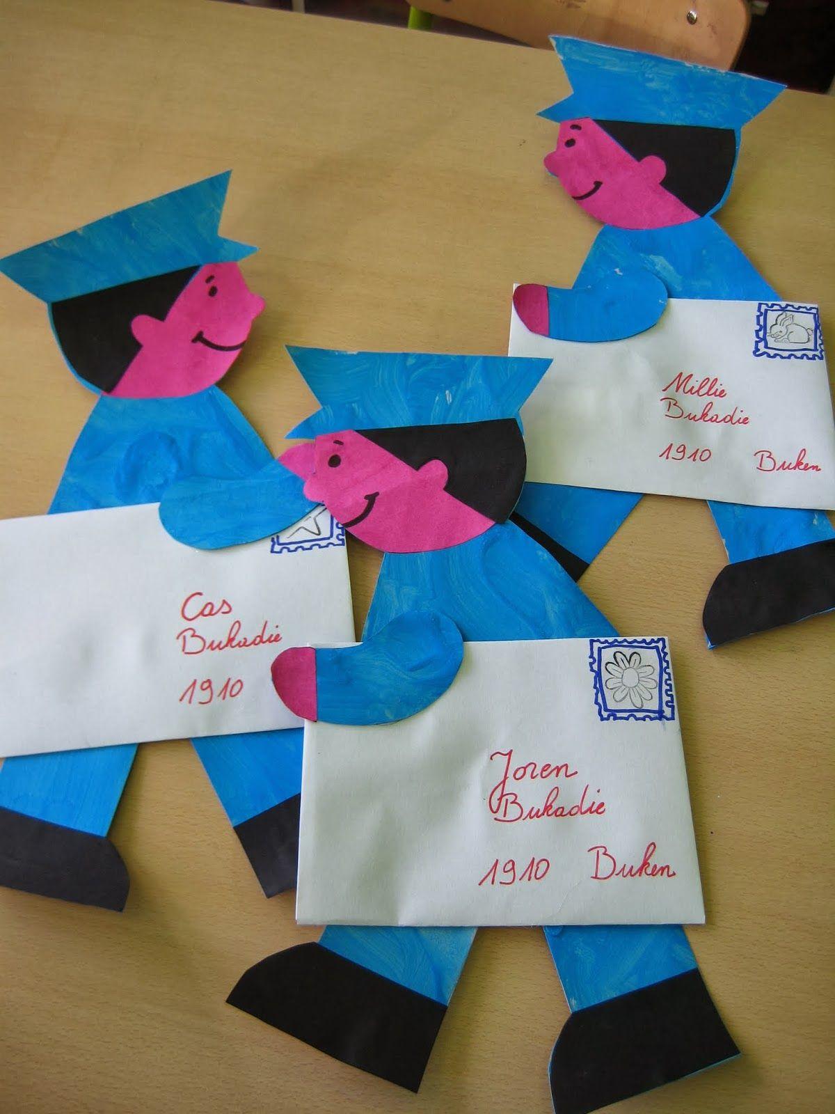 De Postbode Knutsel
