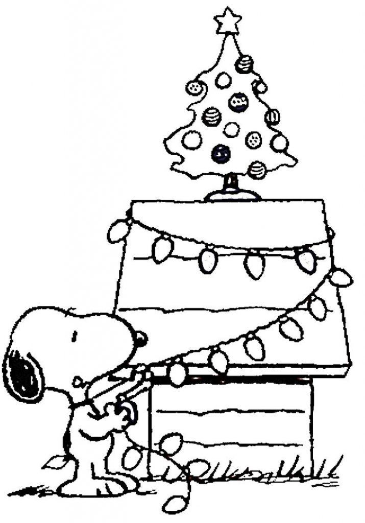 charlie brown christmas coloring pages  merry christmas