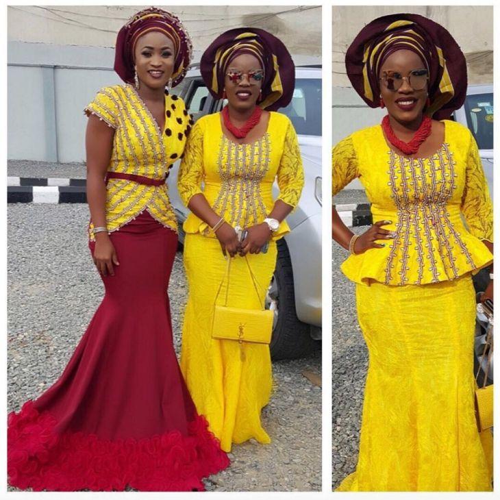 Seun Akindele and Toun Wedding in Lagos  ESOABI  Pinterest