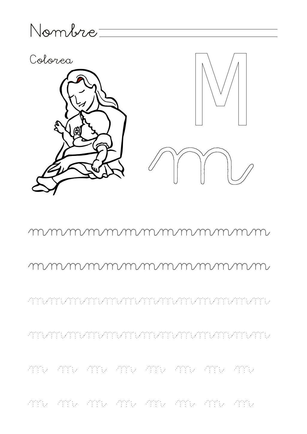 Proyecto Habla M Consonante M By Natalia Via Slideshare