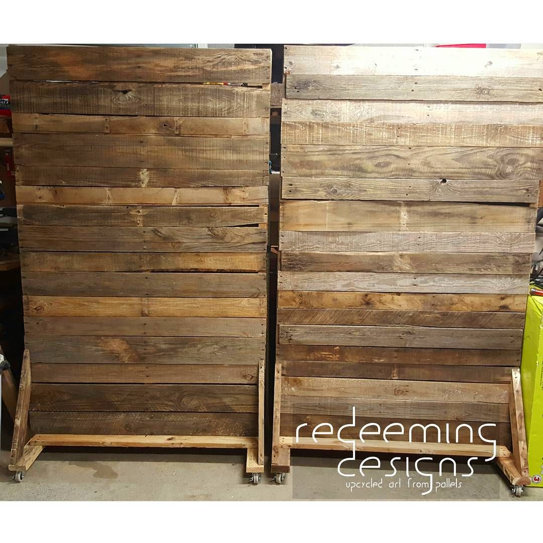 more rolling pallet walls in production you can see on pallet wall id=99787