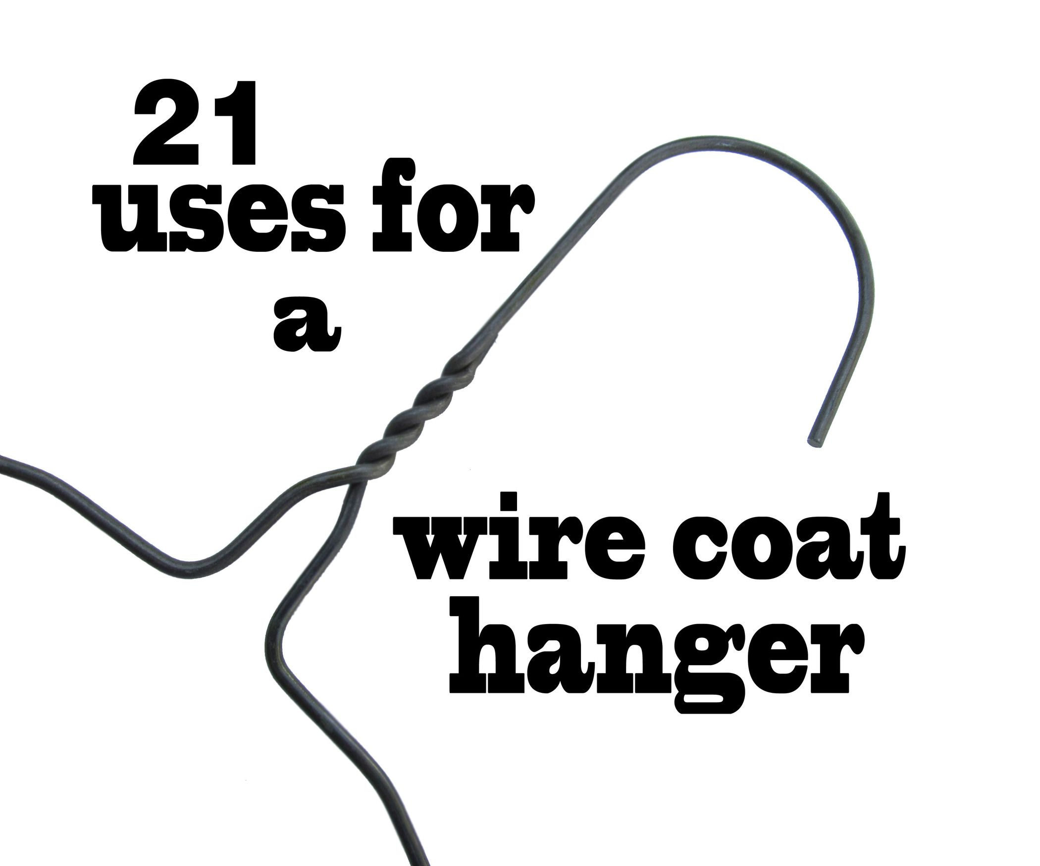 Best 25 Metal Coat Hangers Ideas
