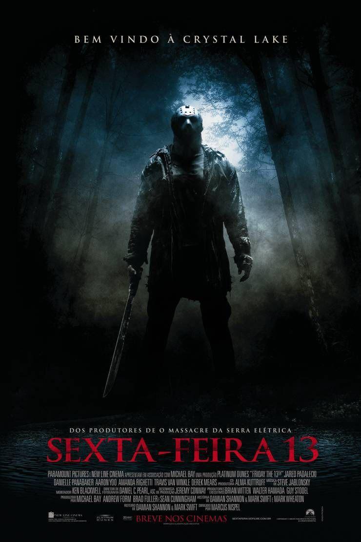 Poster do filme Sexta-Feira 13