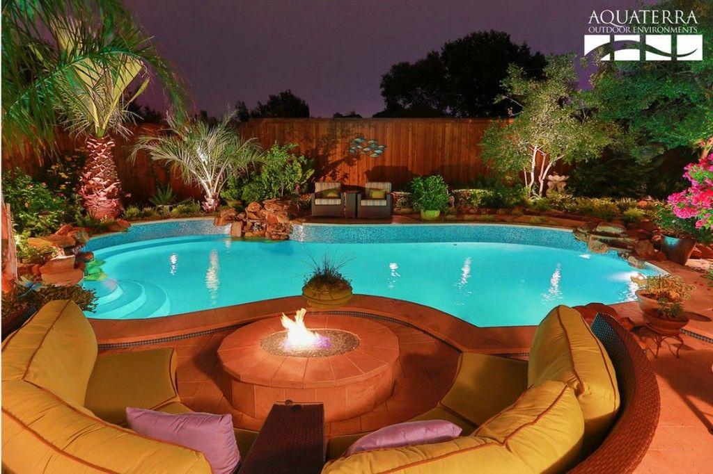 Backyard Pool Ideas On A Budget   home   Pinterest ... on Pool Patio Ideas On A Budget id=48506