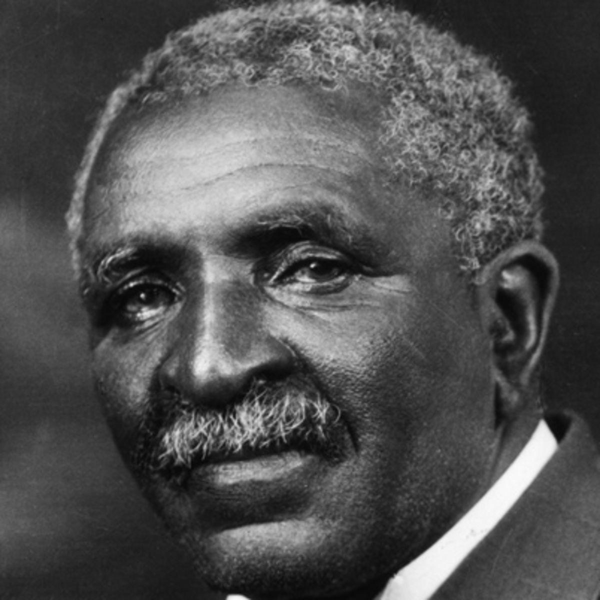 African American Scientist George Washington Carver