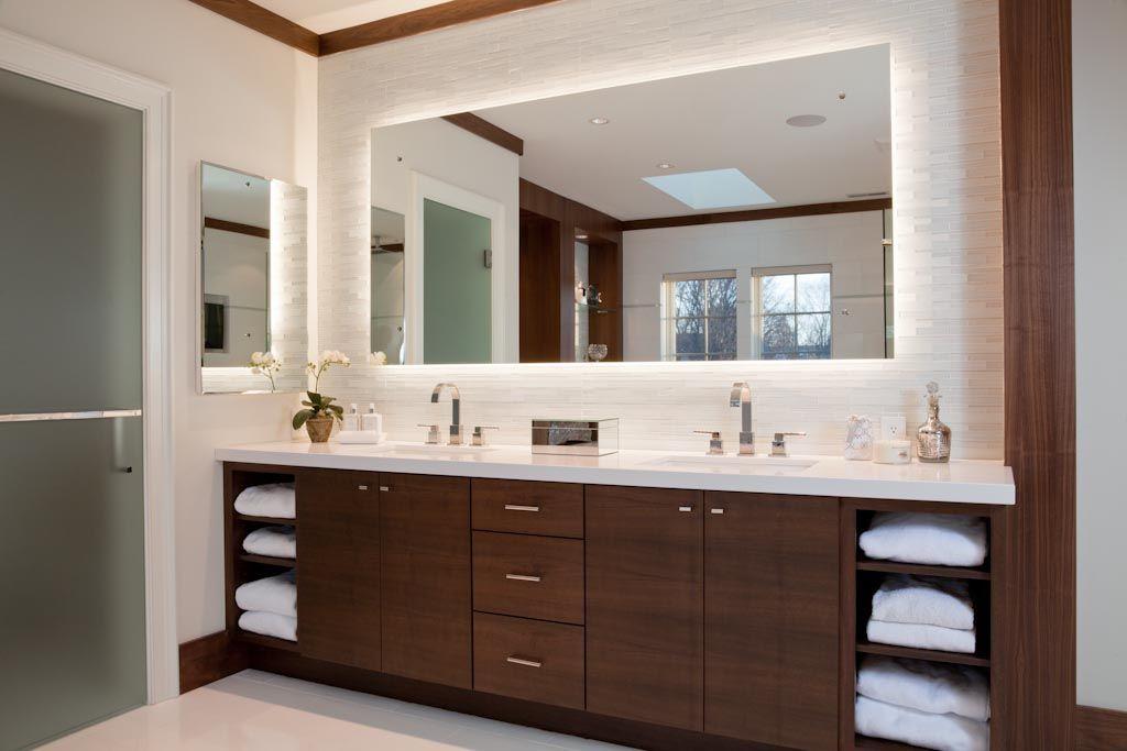 mdk designs mdkdesigns com custom walnut vanity glass on custom bathroom vanity mirrors id=36610