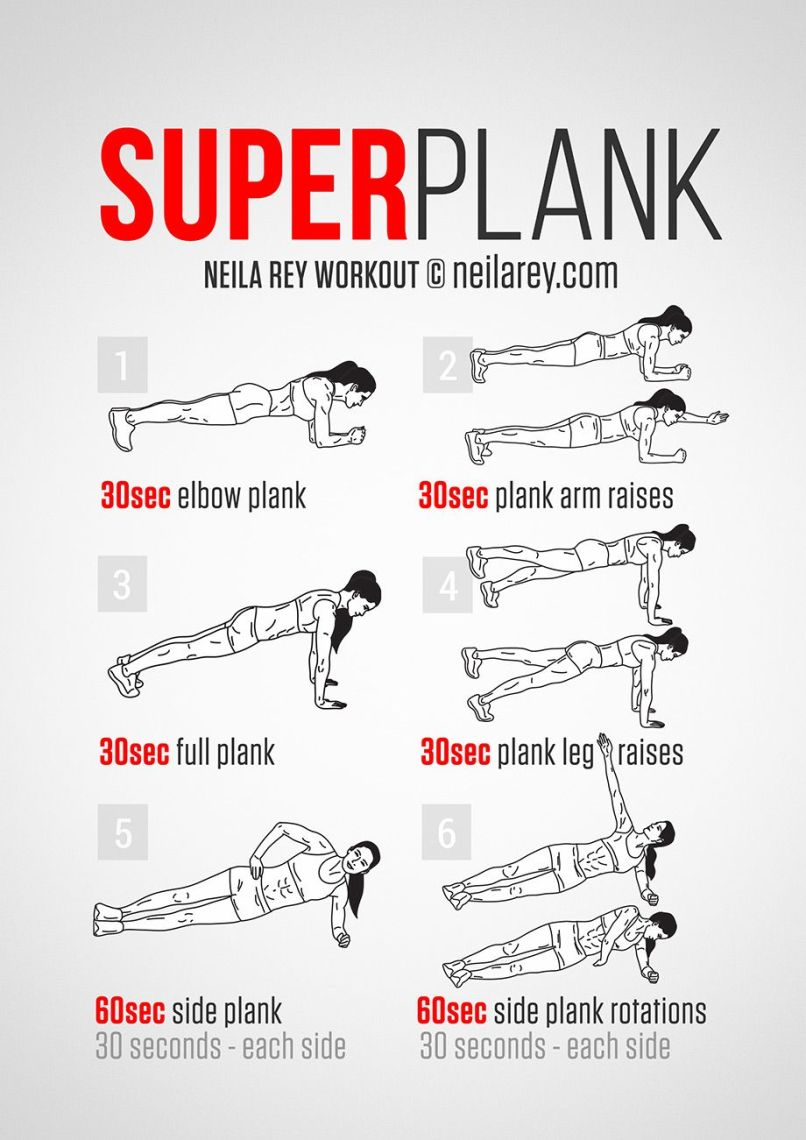 Get 6 Pack Abs Fast With These 15 No Equipment Workout Exercise