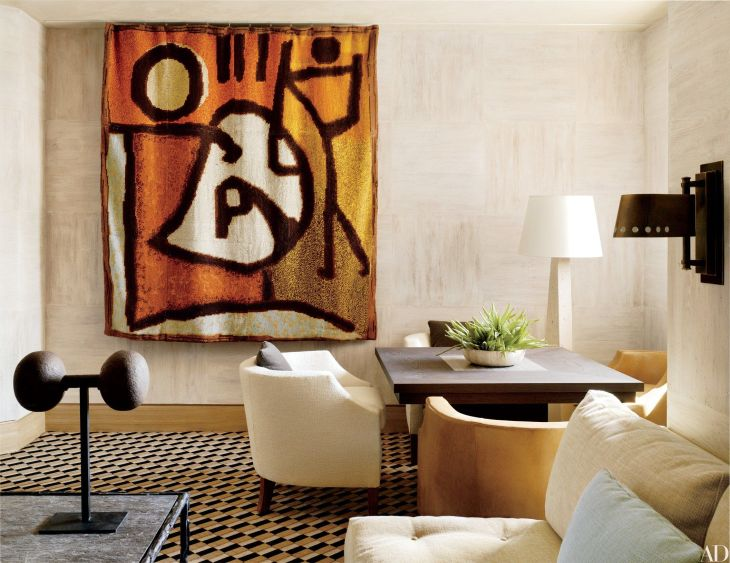 Rooms Where Timeless Tapestries Steal the Show  Architectural