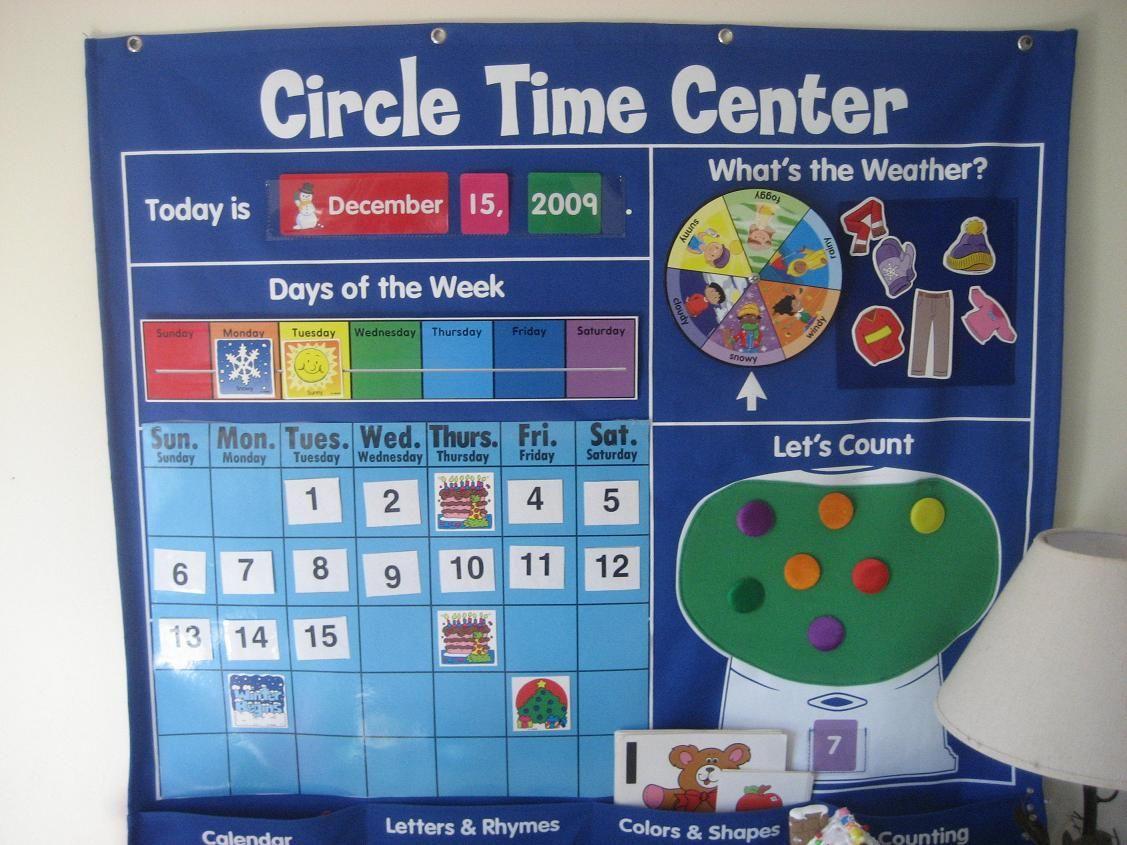 Circle Time Ideas