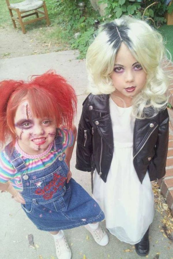 Bride of chucky for kids Halloween Pinterest Chucky