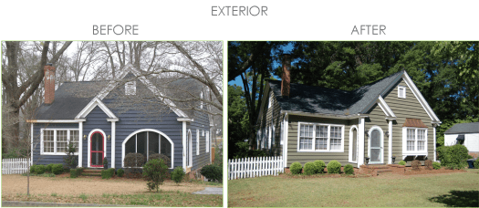 Cottage Paint Colors Exterior Our
