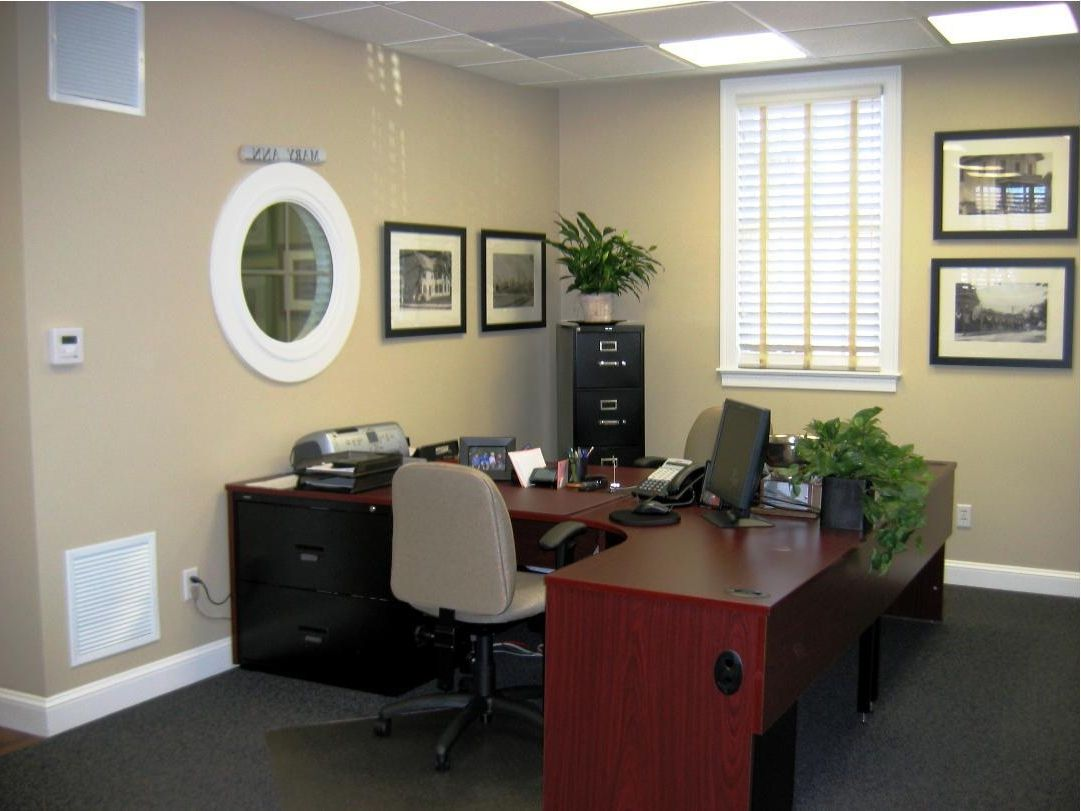 office decor ideas for work home designs professional on commercial office paint colors id=57327