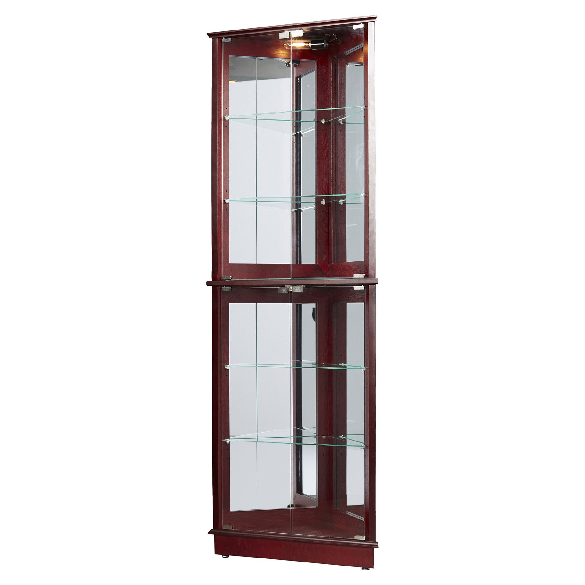 Symphony Display Stand Cabinets Corner And Curio Cabinets