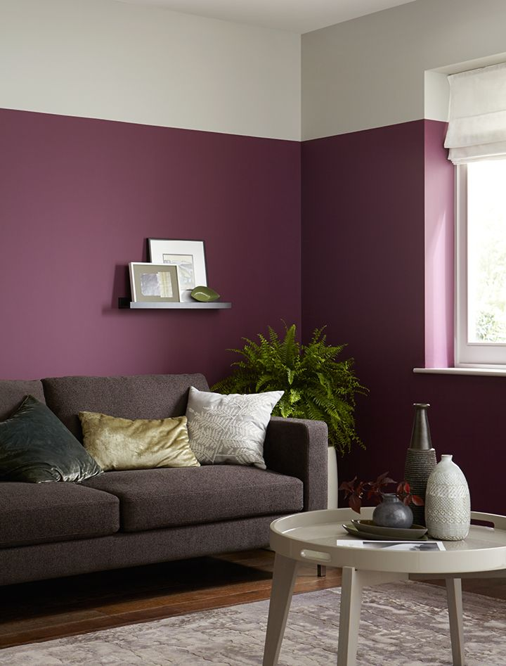 addiction matt feature wall crown paints bedroom on interior wall paint color ideas id=47362