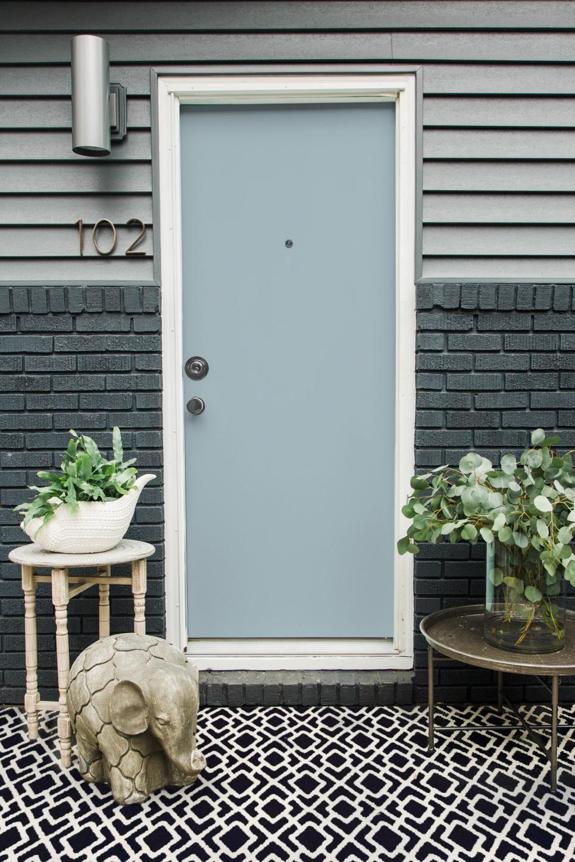 12 Front Door Paint Colors - Paint Ideas for Front Doors ... on Door Color Ideas  id=12797