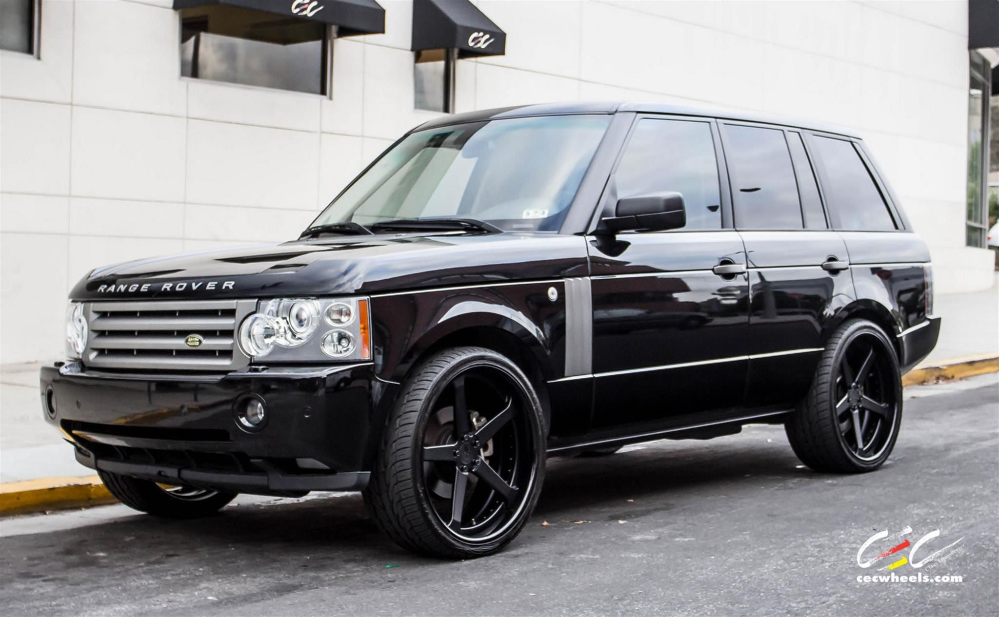 2006 Range Rover HSE by CEC in Los Angeles CA to view more
