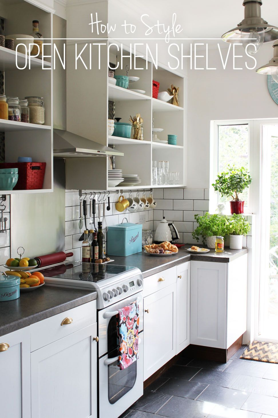 open kitchen shelves yes makes you wanna keep them clean and organized house idea on kitchen decor open shelves id=58969