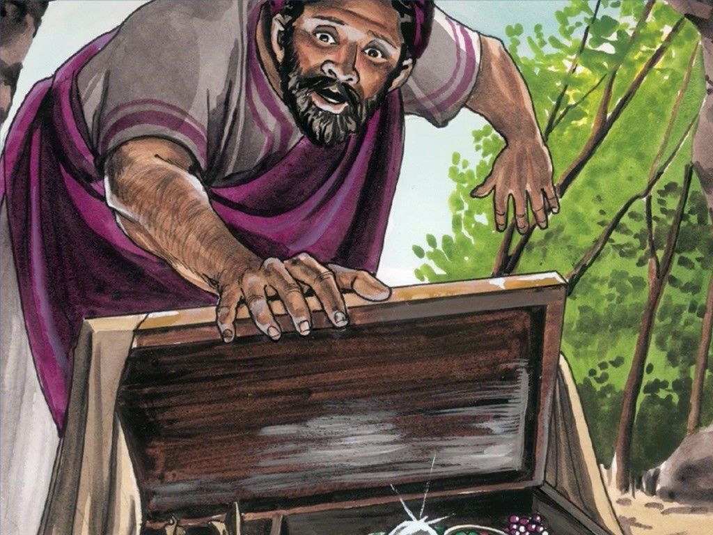 Free Visuals Parables About Hidden Treasure A Valuable