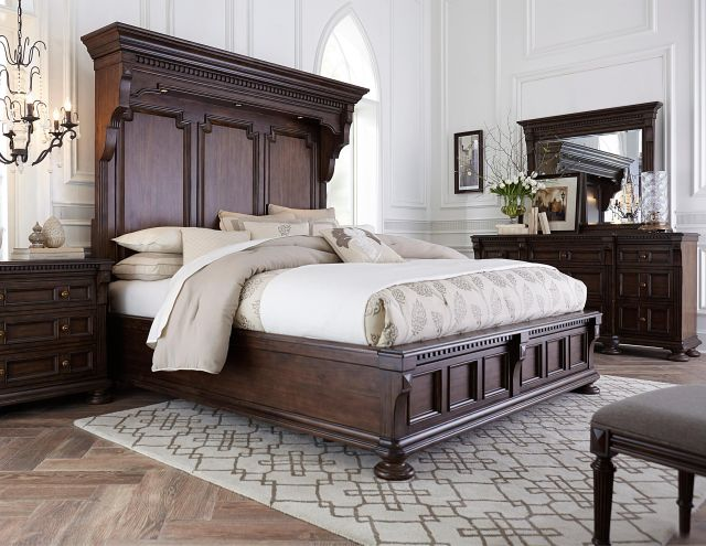 Lyla Queen Bedroom Group by Broyhill Furniture at Baer s Furniture