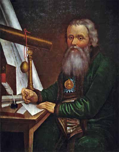 П.П.Веденецкий (Веденцев). Портрет И.П.Кулибина. 1818. ГЭ: