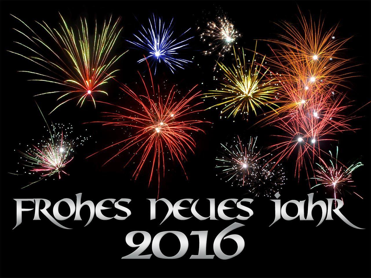 german happy new year
