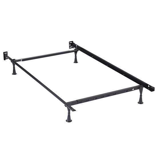 Mia S Bed Twin Full Metal Frame The Land Of Nod