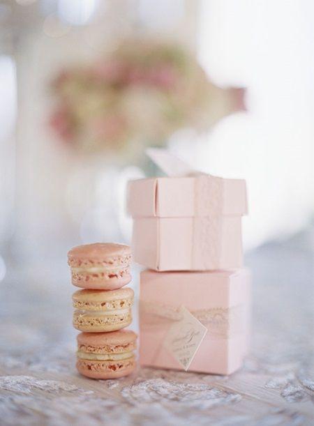 Macaroon Wedding Favors On Pinterest Macaroons Wedding