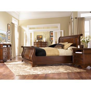 Costco Grande Sleigh 6 Piece Cal King Bedroom Set For The Future
