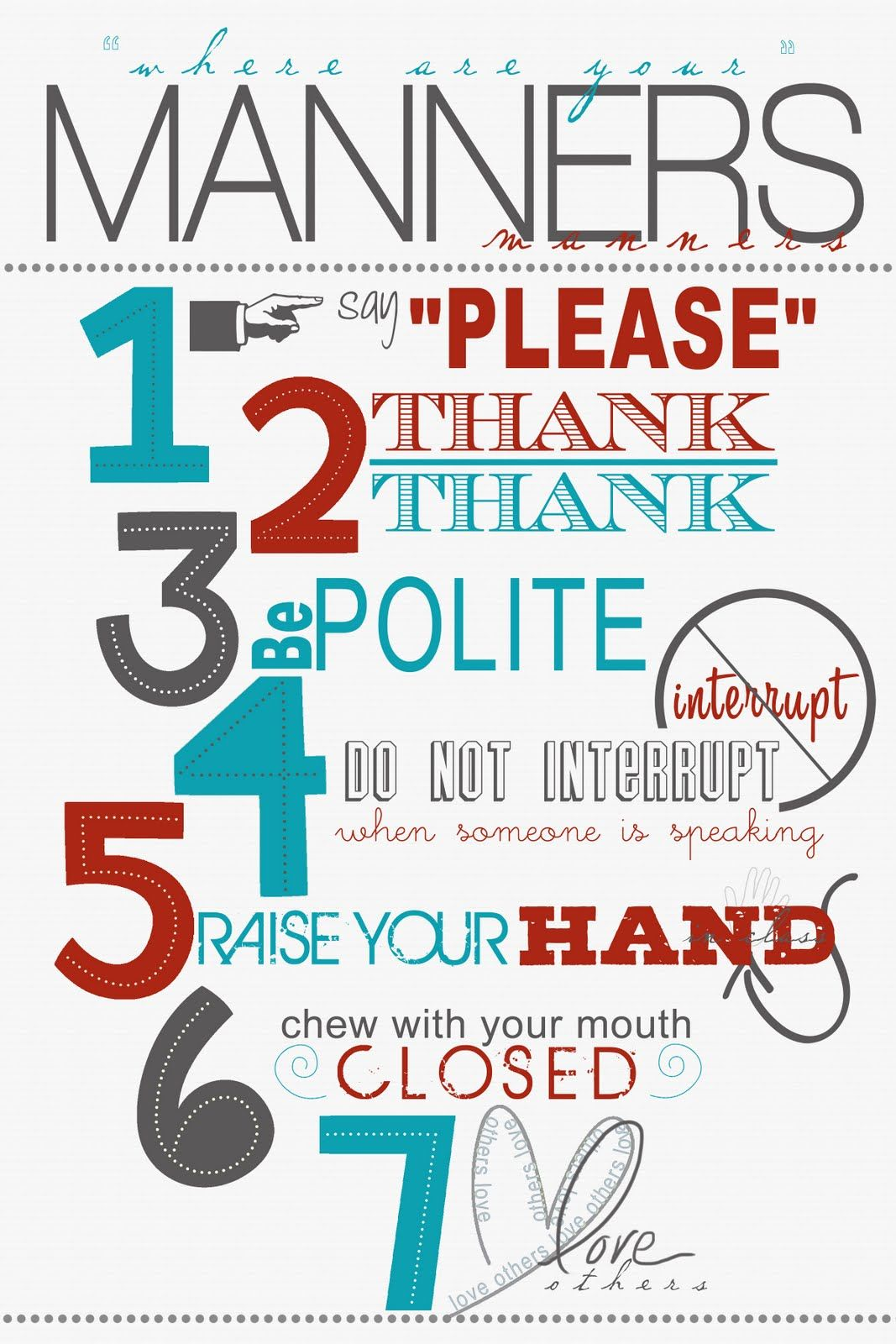 Manners They Are Under Valued And A Rarity But Those Who Are Active Members Of The Good